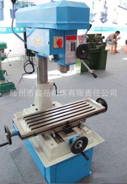 ZXTM40多功能小型钻铣床